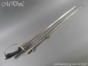 michaeldlong.com 17057 300x225 10th Hussars Officer's Sword by Wilkinson Sword