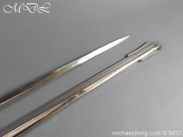 michaeldlong.com 17060 600x450 10th Hussars Officer's Sword by Wilkinson Sword