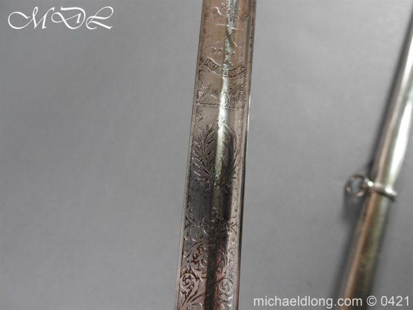 michaeldlong.com 17071 600x450 10th Hussars Officer's Sword by Wilkinson Sword
