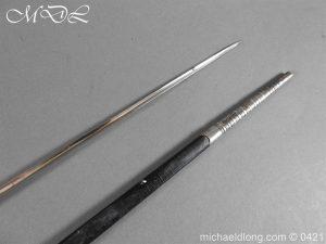 michaeldlong.com 17262 300x225 British Cut Steel Court Sword