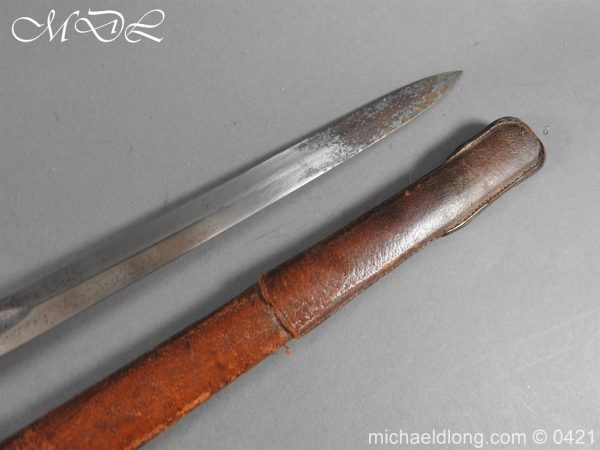 michaeldlong.com 17313 600x450 10th Hussars Officer's Sword