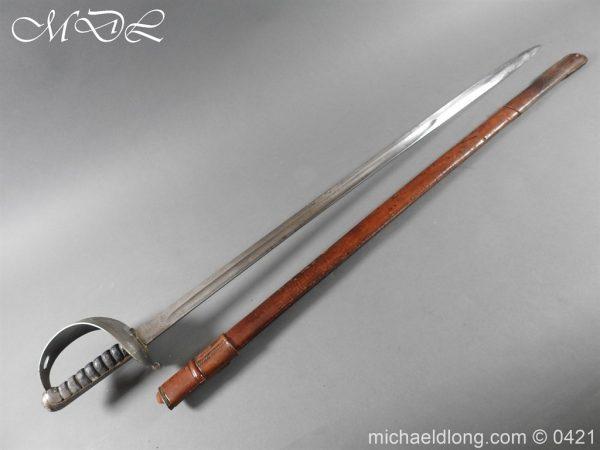 michaeldlong.com 17314 600x450 10th Hussars Officer's Sword