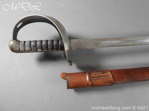 michaeldlong.com 17315 300x225 10th Hussars Officer's Sword