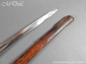 michaeldlong.com 17317 300x225 10th Hussars Officer's Sword