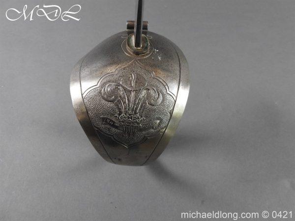 michaeldlong.com 17332 600x450 10th Hussars Officer's Sword