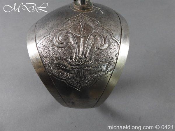 michaeldlong.com 17333 600x450 10th Hussars Officer's Sword