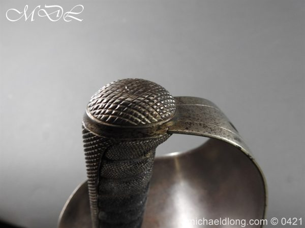 michaeldlong.com 17337 600x450 10th Hussars Officer's Sword