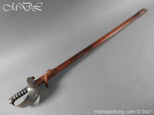 michaeldlong.com 17340 300x225 10th Hussars Officer's Sword