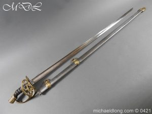 Royal Horse Guards 1832 Officer's Dress Sword
