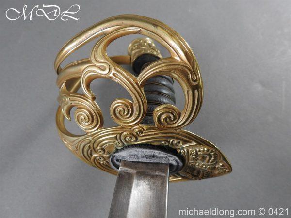 michaeldlong.com 17401 600x450 Royal Horse Guards 1832 Officer's Dress Sword