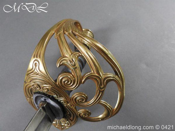 michaeldlong.com 17402 600x450 Royal Horse Guards 1832 Officer's Dress Sword