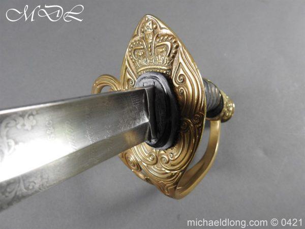 michaeldlong.com 17404 600x450 Royal Horse Guards 1832 Officer's Dress Sword