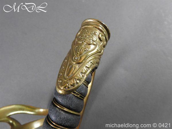 michaeldlong.com 17406 600x450 Royal Horse Guards 1832 Officer's Dress Sword
