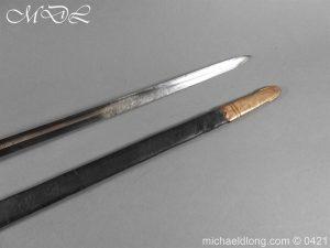 michaeldlong.com 17416 300x225 British 1796 Infantry Blue & Gilt Officer's sword