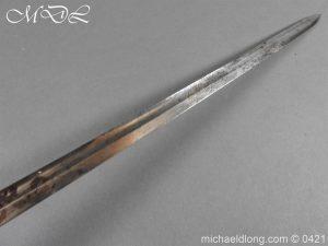 michaeldlong.com 17429 300x225 British 1796 Infantry Blue & Gilt Officer's sword