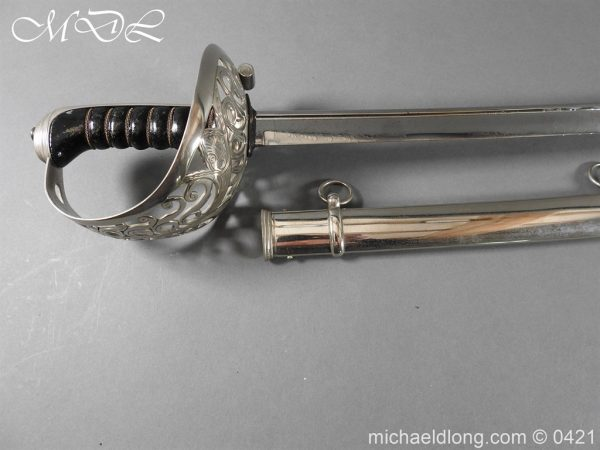 michaeldlong.com 17441 600x450 British Heavy Cavalry Officer's Sword