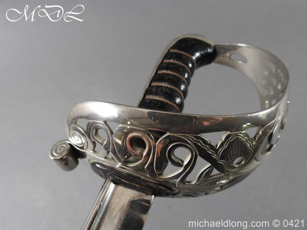 michaeldlong.com 17459 600x450 British Heavy Cavalry Officer's Sword