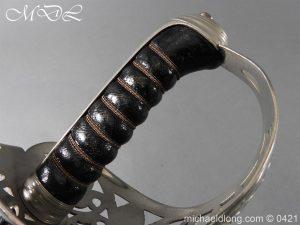 michaeldlong.com 17460 300x225 British Heavy Cavalry Officer's Sword