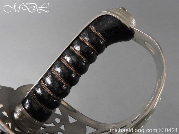 michaeldlong.com 17460 600x450 British Heavy Cavalry Officer's Sword