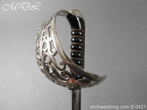 michaeldlong.com 17464 600x450 British Heavy Cavalry Officer's Sword