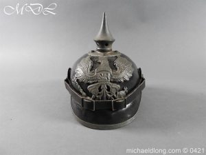 Prussian Infantry Pickelhaube
