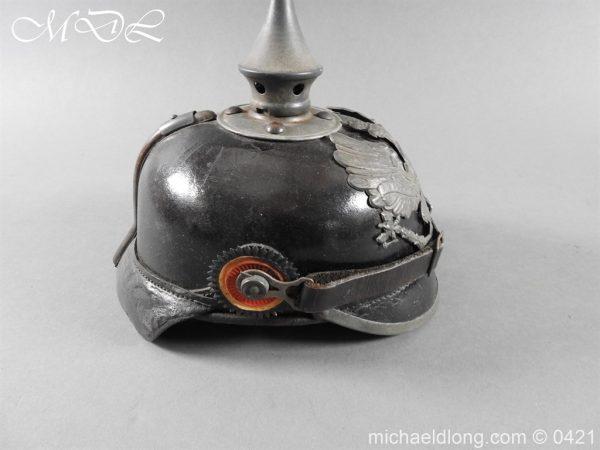michaeldlong.com 17491 600x450 Prussian Infantry Pickelhaube