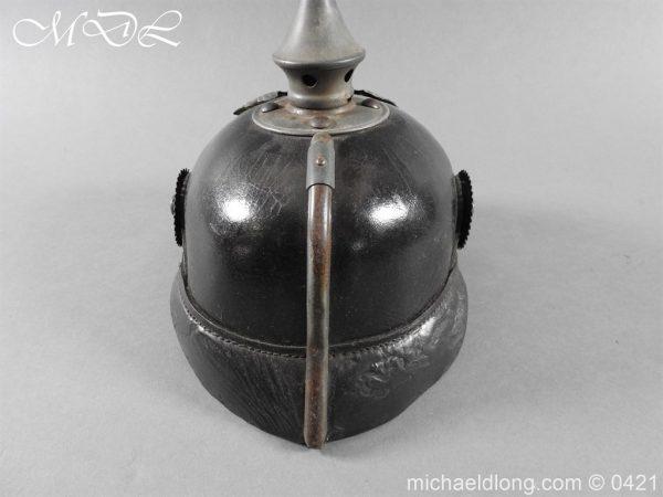 michaeldlong.com 17492 600x450 Prussian Infantry Pickelhaube