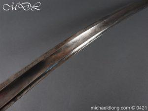 michaeldlong.com 17547 300x225 1788 British Trooper Light Cavalry Sword