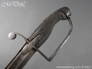 michaeldlong.com 17551 300x225 1788 British Trooper Light Cavalry Sword
