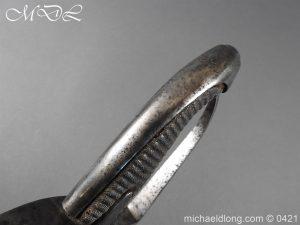michaeldlong.com 17552 300x225 1788 British Trooper Light Cavalry Sword