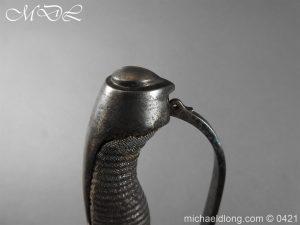 michaeldlong.com 17553 300x225 1788 British Trooper Light Cavalry Sword