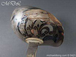 michaeldlong.com 17581 300x225 British 1912 12th Lancers Officer's Sword