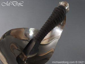 michaeldlong.com 17584 300x225 British 1912 12th Lancers Officer's Sword