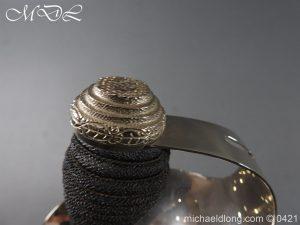 michaeldlong.com 17585 300x225 British 1912 12th Lancers Officer's Sword