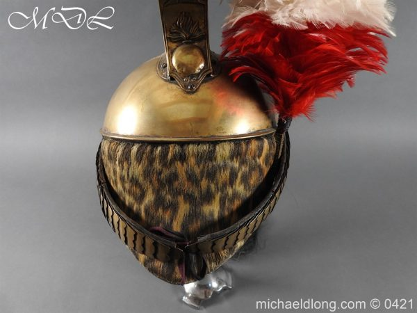 michaeldlong.com 17589 600x450 French Dragoon Officer's Helmet