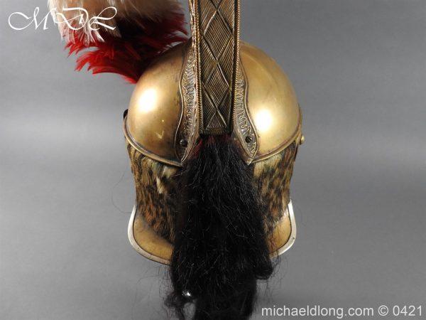 michaeldlong.com 17597 600x450 French Dragoon Officer's Helmet