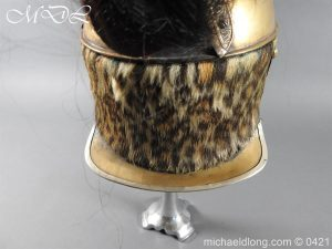 michaeldlong.com 17598 300x225 French Dragoon Officer's Helmet