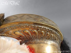 michaeldlong.com 17601 300x225 French Dragoon Officer's Helmet
