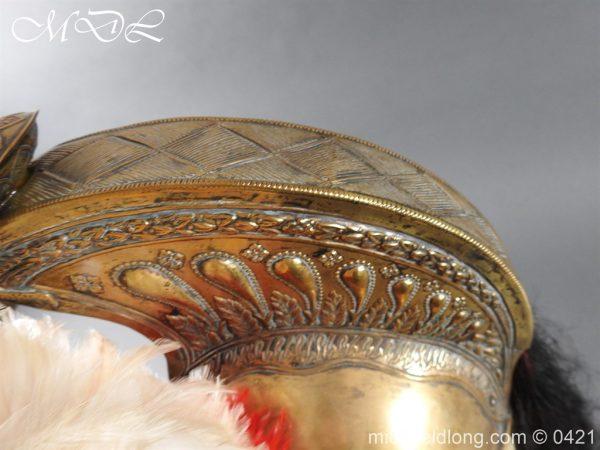 michaeldlong.com 17601 600x450 French Dragoon Officer's Helmet