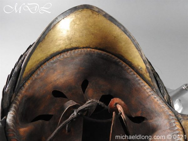 michaeldlong.com 17603 600x450 French Dragoon Officer's Helmet