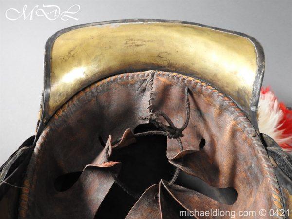 michaeldlong.com 17604 600x450 French Dragoon Officer's Helmet