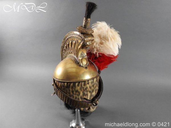 michaeldlong.com 17606 600x450 French Dragoon Officer's Helmet