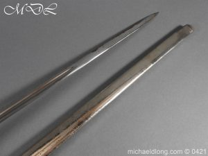 michaeldlong.com 17614 300x225 British 1908 Troopers Sword by Wilkinson