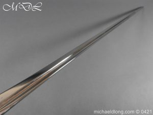 michaeldlong.com 17623 300x225 British 1908 Troopers Sword by Wilkinson
