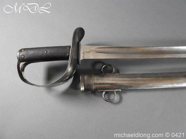 michaeldlong.com 17634 600x450 British 1890 Cavalry Troopers Sword