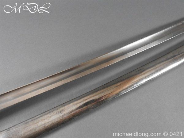 michaeldlong.com 17635 600x450 British 1890 Cavalry Troopers Sword