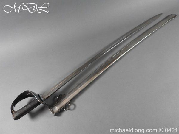michaeldlong.com 17637 600x450 British 1890 Cavalry Troopers Sword