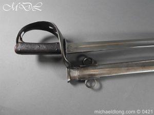 michaeldlong.com 17638 300x225 British 1890 Cavalry Troopers Sword