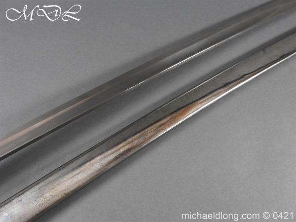 michaeldlong.com 17639 600x450 British 1890 Cavalry Troopers Sword