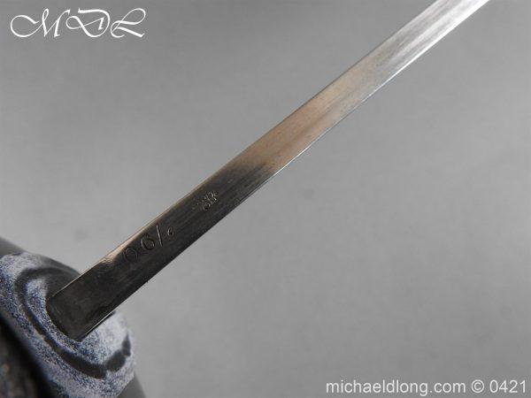michaeldlong.com 17647 600x450 British 1890 Cavalry Troopers Sword
